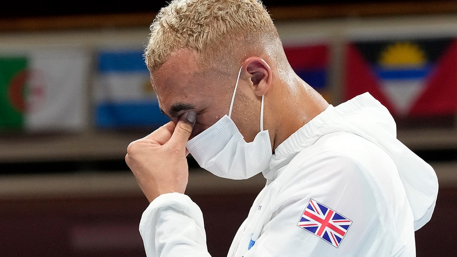 Britain Olympian Ben Whittaker despondent over Tokyo finish: 'You don't win silver, you lose gold'