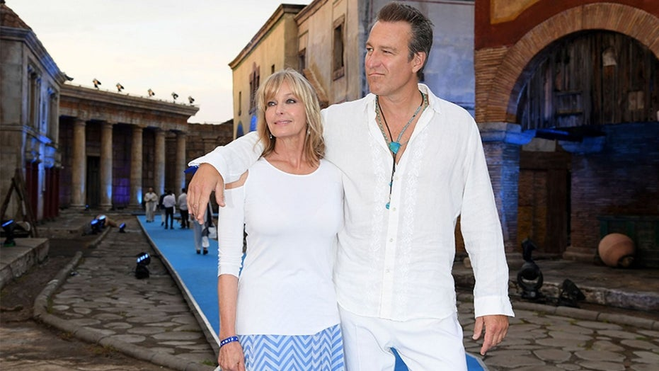 John Corbett and Bo Derek secretly wed last year after two decades together: 'Forgot to tell you!'