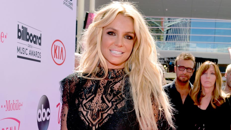 Britney Spears shows off dance moves in lace catsuit after her dad, Jamie, agrees to exit conservatorship