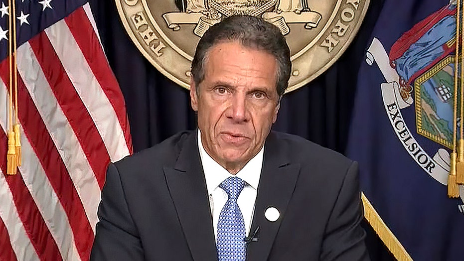 Andrew Cuomo has International Emmy Award rescinded following sexual harassment scandal