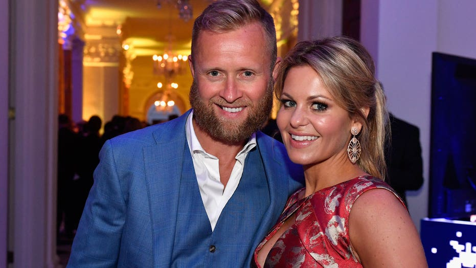 Handsy photo of Candace Cameron Bure and her husband is their daughter's 'fave pic'