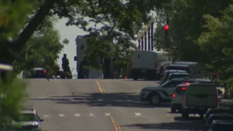 US Capitol Police investigating suspicious vehicle near Library of Congress
