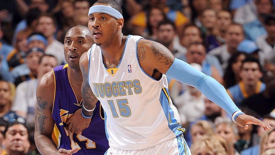 Carmelo Anthony shares Kobe Bryant 'war' story ahead of Lakers legend's birthday