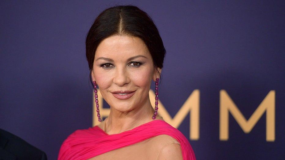 Catherine Zeta-Jones to play Addams family matriarch Morticia in Netflix's 'Wednesday' series