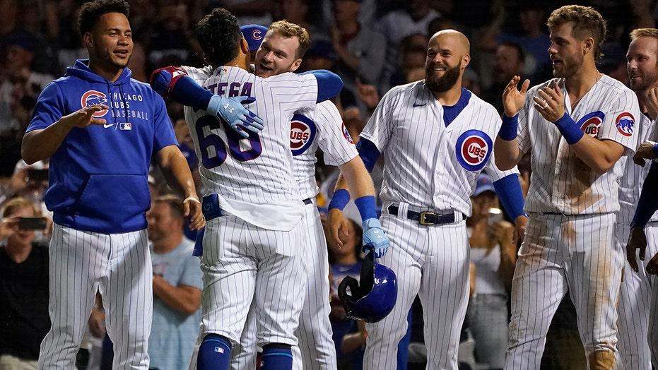 Cubs top Rockies to end 13-game Wrigley Field losing streak