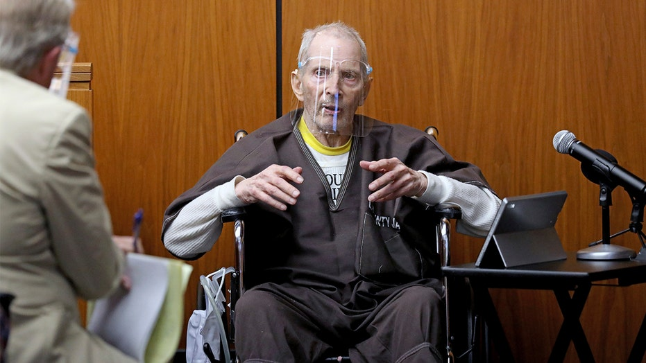 Robert Durst testifies about last weekend he saw wife Kathie before she vanished