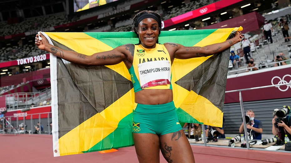 Jamaica Olympian Elaine Thompson-Herah booted from Instagram over copyright  violations   Fox News
