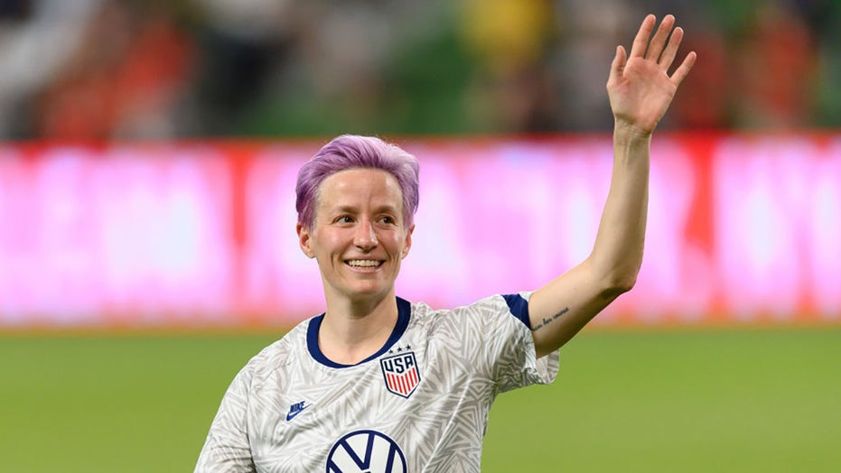 Megan Rapinoe considering retirement, will take time 'to think about' future: report