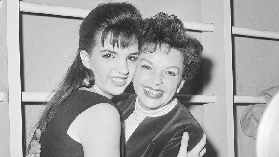 Judy Garland's three children reflect of growing up with 'Wizard of Oz' star: 'She wasn't tragic'