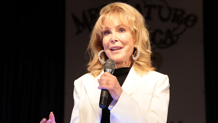 'I Dream of Jeannie' star Barbara Eden gets candid on staying fit at 90: 'I'm a carnivore'