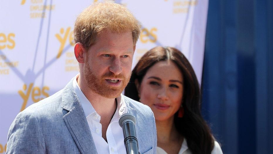 Prince Harry, Meghan Markle risk fading 'into obscurity' like Edward VIII, Wallis Simpson, royal expert claims