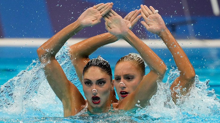 Greece's entire artistic swimming team out of Olympics over coronavirus outbreak