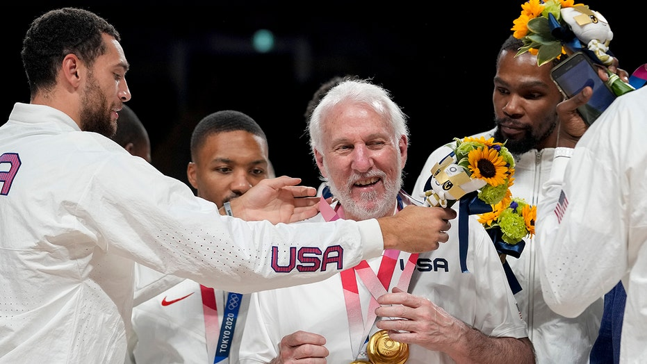 Gregg Popovich's message to critics after Team USA's gold medal: 'How the f—k you like us now?'
