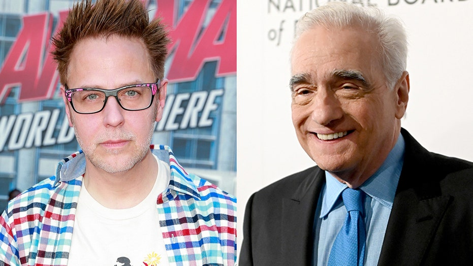 James Gunn speaks out about Martin Scorsese's past criticism of Marvel movies