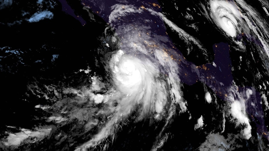 As Hurricane Ida moves rapidly toward Gulf Coast, Nora could impact Southwest