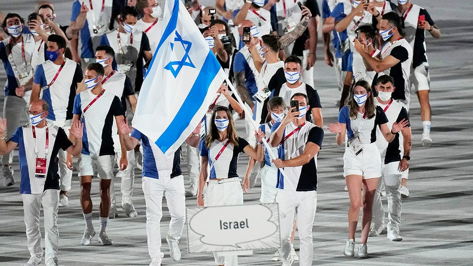Israel Olympian apologizes for TikTok bed video: 'We meant no disrespect'