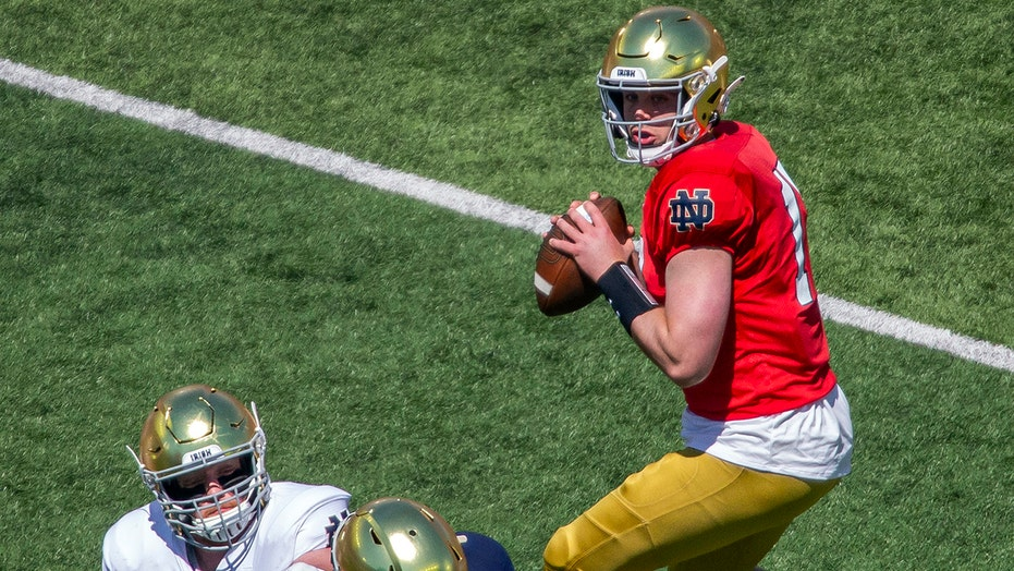 College Football Playoff teams all featuring new starting QBs