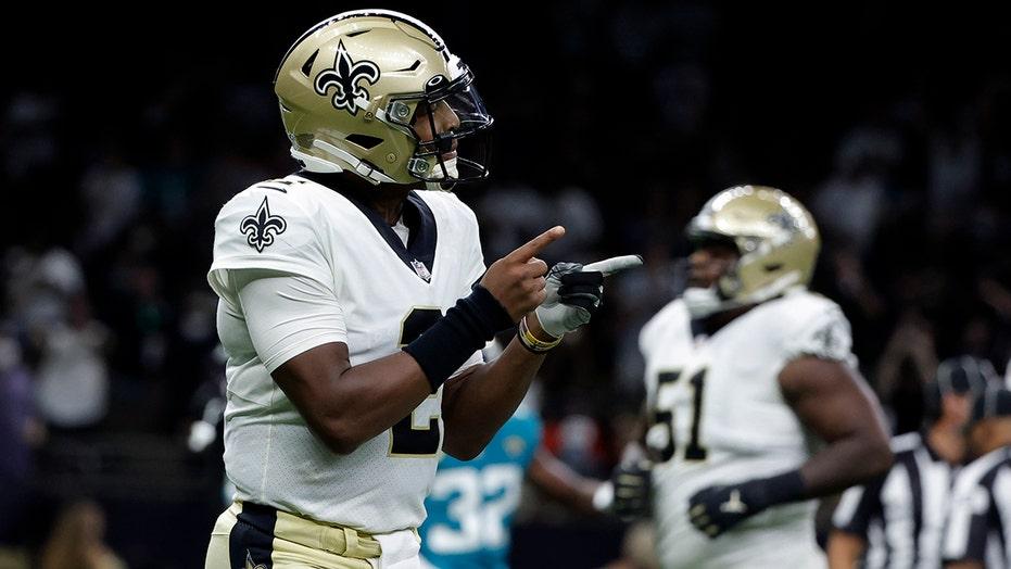 Winston TDs highlight Saints' 23-21 preseason win over Jags