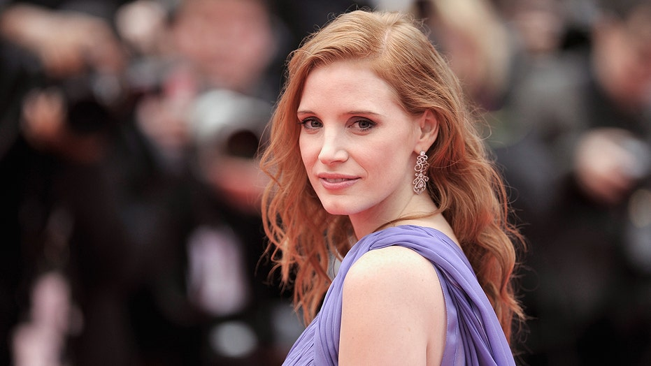 Jessica Chastain says makeup, prosthetics for Tammy Faye Bakker role did 'permanent damage' to her skin
