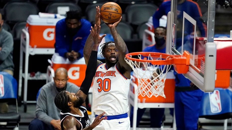 All-Star Randle agrees to extension with Knicks