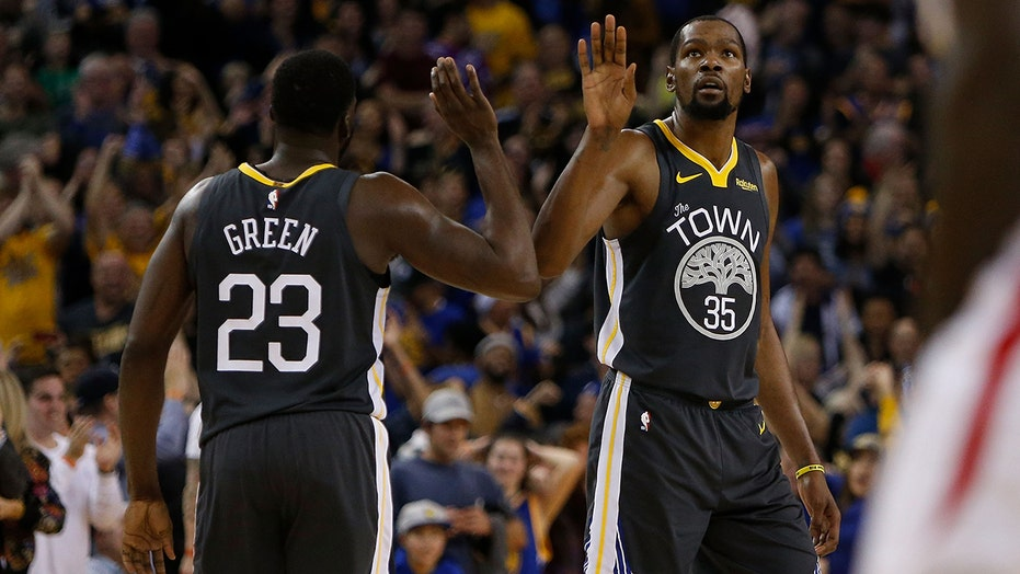 ESPN's Stephen A. Smith suggests Black exec would've handled Kevin Durant-Draymond Green blow-up differently