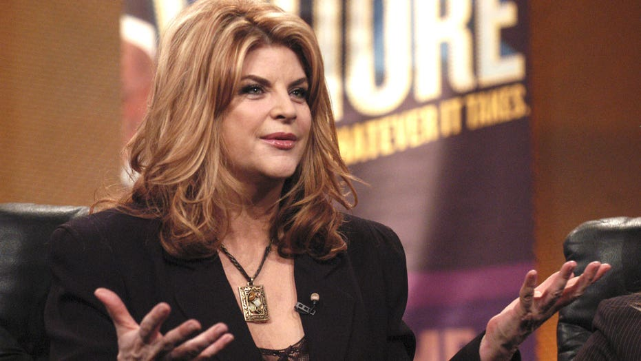 Kirstie Alley slams 'nullifying' of women's abilities after doctors urge inclusive language: 'chestfeeding'