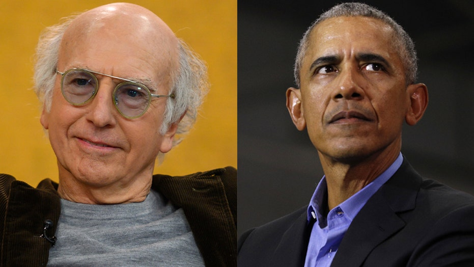 Larry David says he was 'relieved' to be uninvited from Barack Obama's controversial 60th birthday party