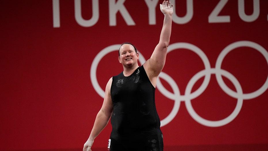 Laurel Hubbard makes Olympics history but fails in medal bid