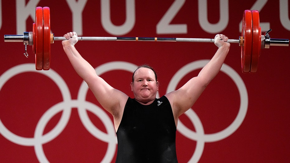 Laurel Hubbard 'grateful' for Olympics opportunity after making history