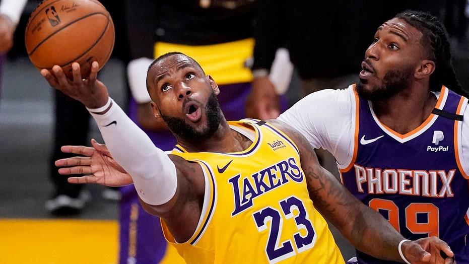 Lakers coach downplays team's title chances despite big offseason moves