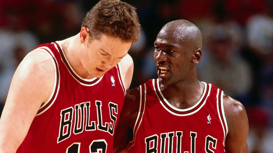Michael Jordan regrets leaving out former Bulls teammate Luc Longley from 'The Last Dance'