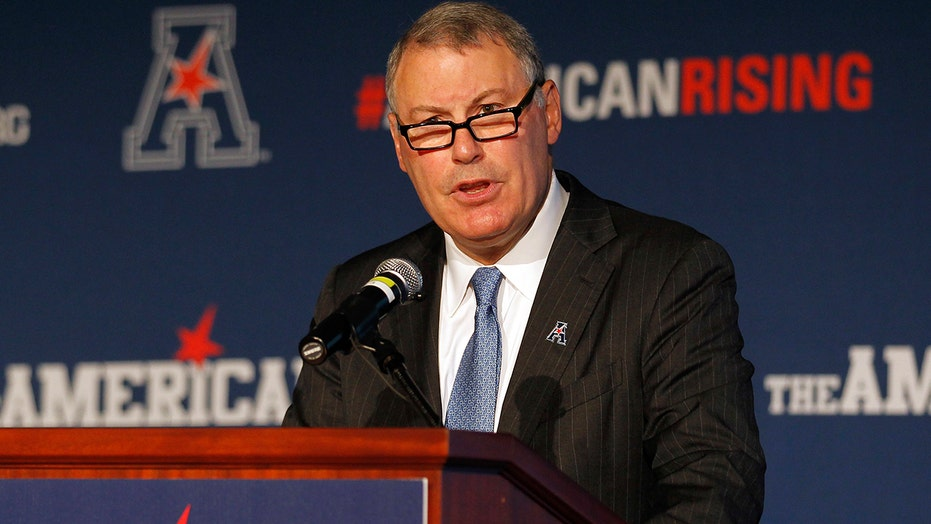 AAC's Aresco: Did not plot with ESPN to poach other leagues