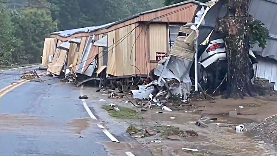 North Carolina faces 'catastrophic' flooding from Fred, dozens reported missing