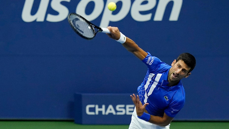 Djokovic's true Slam bid at US Open starts against qualifier