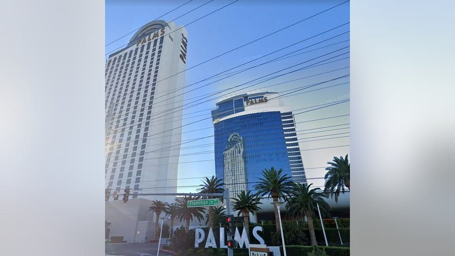 2 women found dead in Las Vegas hotel room near Strip in possible murder-suicide, police say