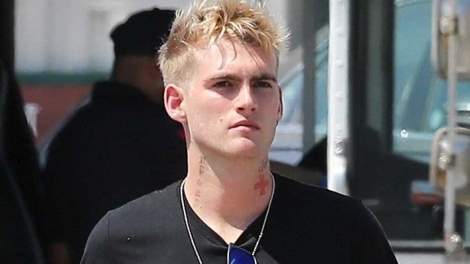 Presley Gerber may have gotten his face tattoo removed after online ridicule: photos