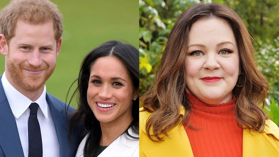 Meghan Markle, Prince Harry praised by Melissa McCarthy over royal exit: 'Very inspiring'