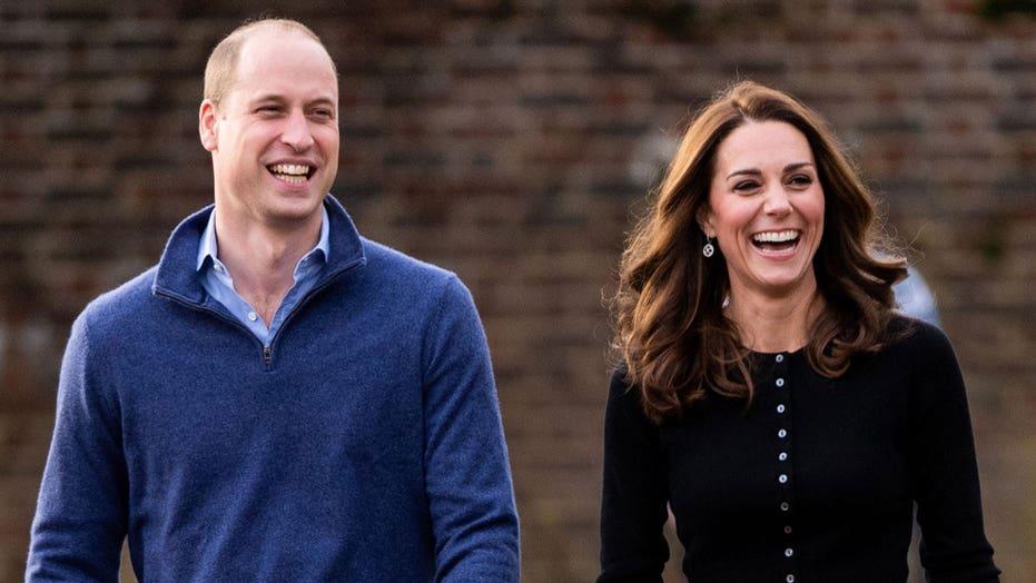 Prince William, Kate Middleton share sweet photo of Princess Charlotte