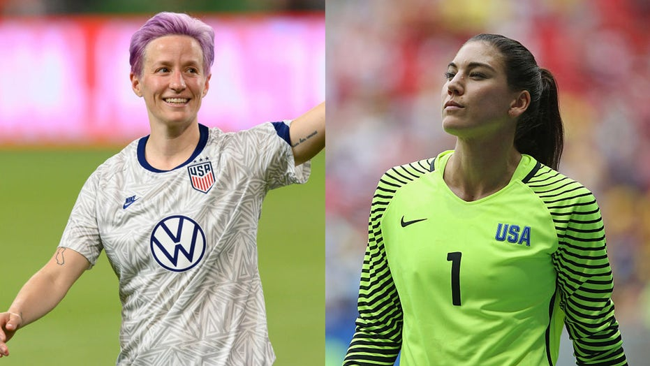 Hope Solo says teammate Megan Rapinoe would 'almost bully' players to kneel during national anthem