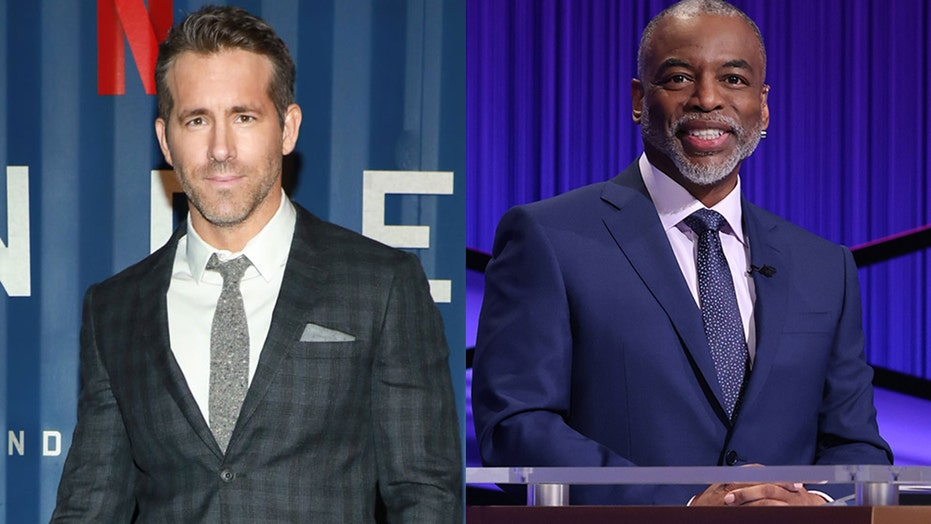 After Mike Richards leaves 'Jeopardy!' Ryan Reynolds shares hilarious tweet supporting LeVar Burton as host