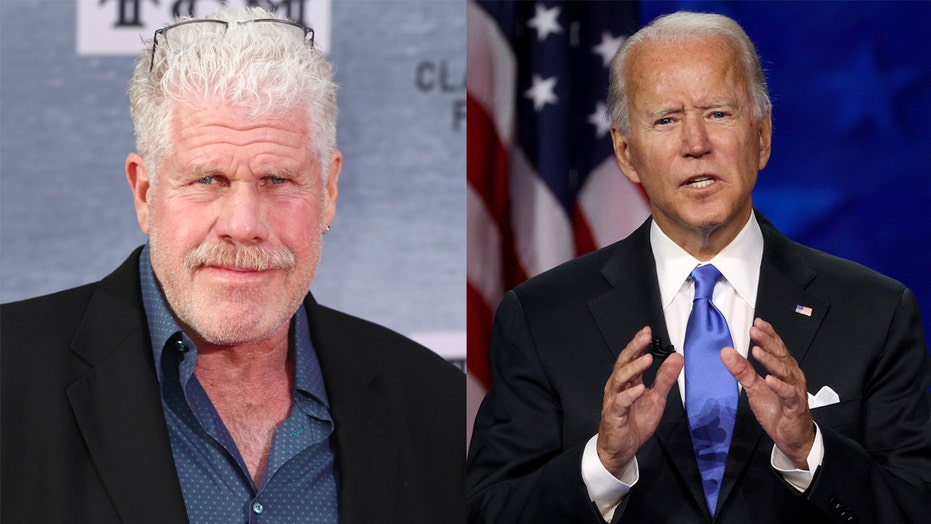 Ron Perlman asks Joe Biden to escort 'every last' Afghan to the airport to leave the country: 'Save the day'