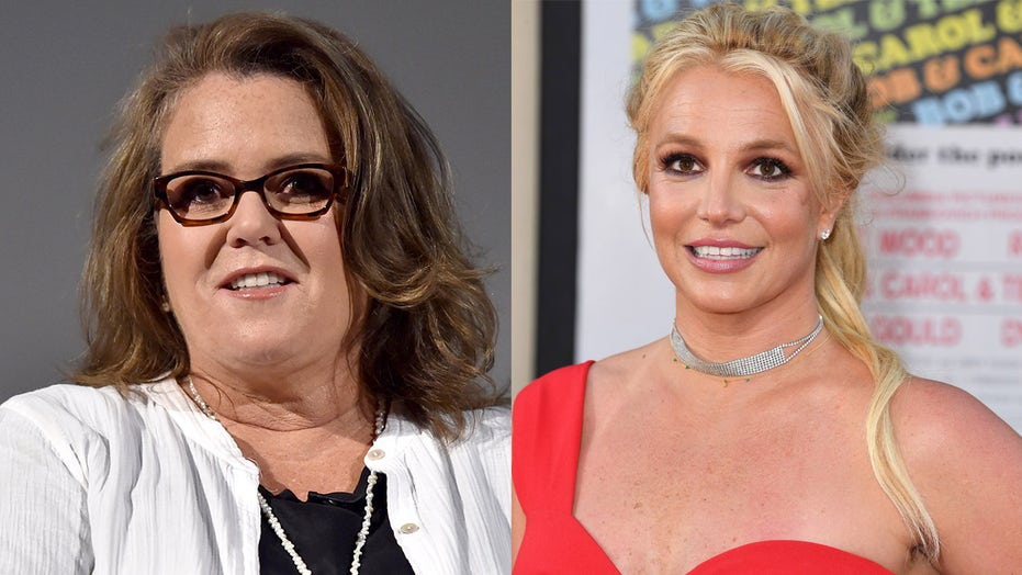 Rosie O'Donnell hopes Britney Spears can 'break free' from her father, conservatorship