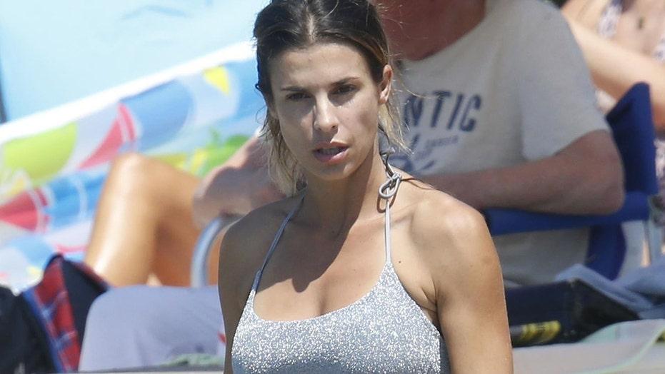 Elisabetta Canalis, Italian star and George Clooney's ex, reveals ageless figure in sparkling bikini