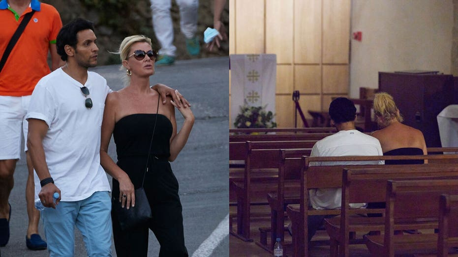 Sandra Lee and her new boyfriend spotted at church, enjoying dinner during vacation amid Cuomo's resignation