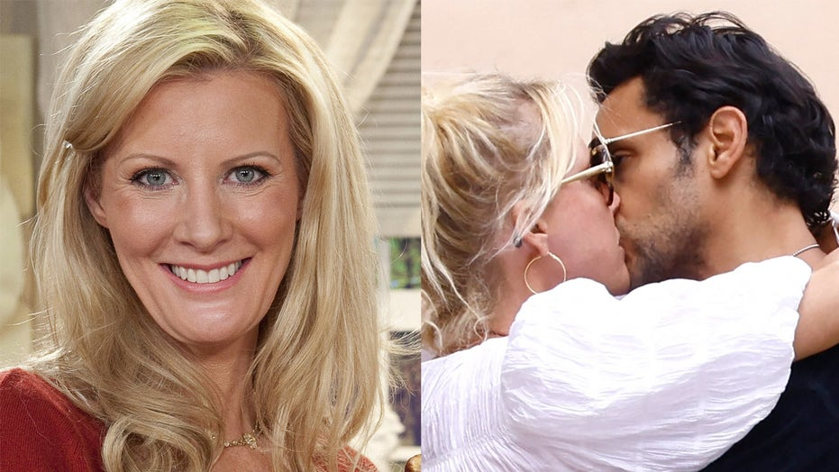Cuomo's ex Sandra Lee enjoys steamy makeout session with boyfriend during Frech getaway