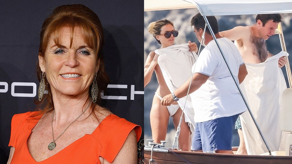 Sarah Ferguson defends son-in-law Jack Brooksbank after he was yachting with female pals: 'Man' of 'integrity'