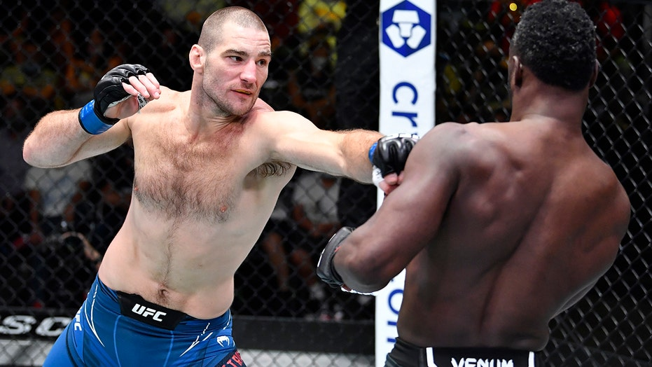 UFC fighter says he wants to literally kill an opponent in the octagon