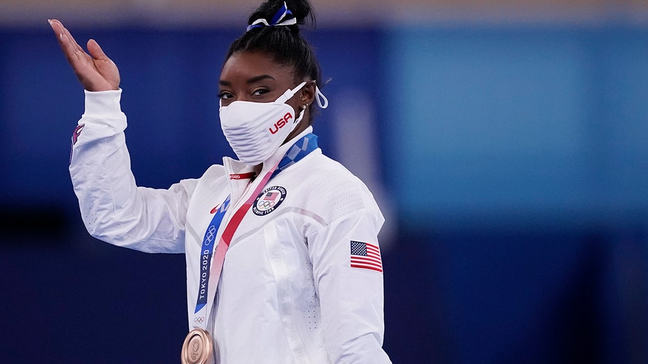 Simone Biles to 'relish' Tokyo Olympics, consider 2024 Paris Games