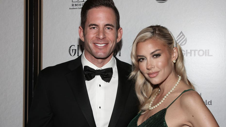 Heather Rae Young reveals she's completely started over on planning her wedding to Tarek El Moussa