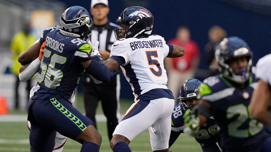 Teddy's Time? Bridgewater solid as Broncos thump Seahawks